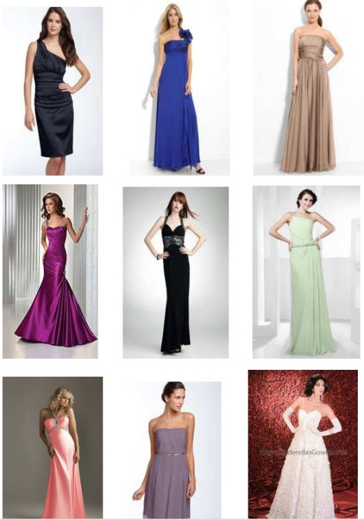 High School Prom Dresses