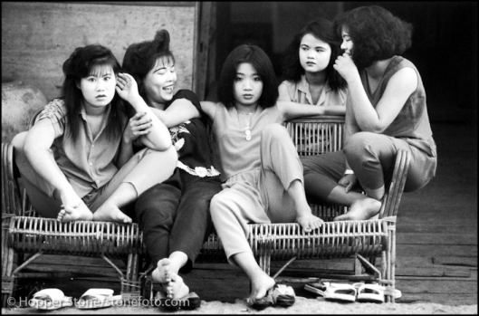 Underage Vietnamese prostitutes working in Phnom Penh, Cambodia (Source)