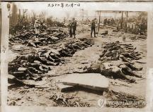 Reported vicitims of Japanese massacre following the 1923 Great Kanto Earthquake